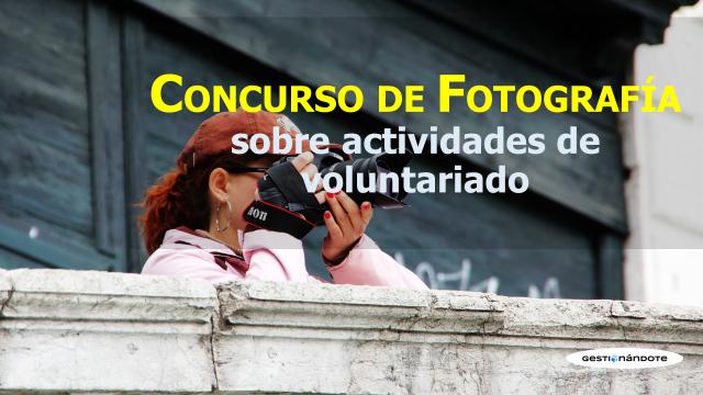 ¡Atención fotógrafos en Argentina! Concurso de imágenes sobre voluntariado