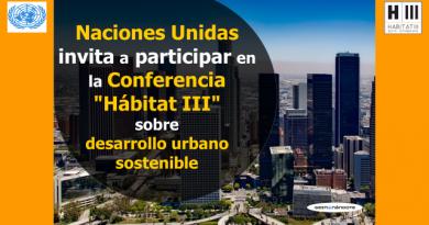 ONU Conferencia Vivienda