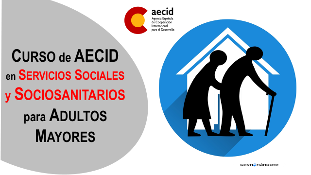 Curso de AECID  en servicios sociales y sanitarios para adultos mayores – Guatemala