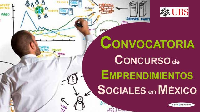 Convocatoria de proyectos de emprendimiento social en México – Visionaris