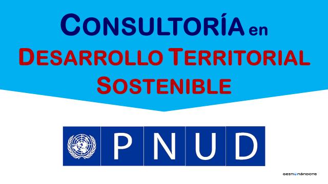 desarrollo territorial sostenible