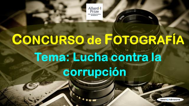 Premio Allard de fotografía sobre la corrupción en el mundo