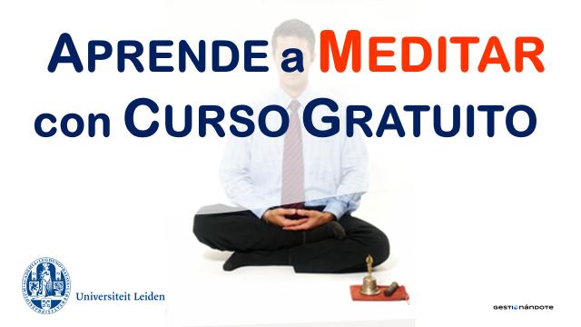Universidad holandesa ofrece curso para aprender a meditar