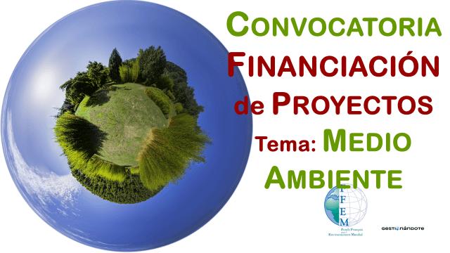 Fondo Francés para el Medio Ambiente Mundial financia proyectos