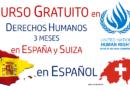Beca ONU para Fellowship en derechos humanos