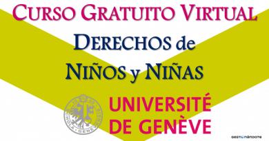 Curso gratuito de la U. de Ginebra sobre Derechos de Niños y Niñas