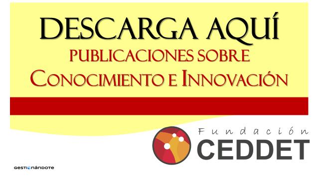 Descarga publicación con entrevistas a expertos sobre conocimiento e innovación