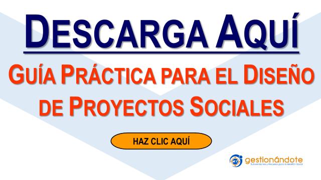 Encuentra Guía Práctica para el diseño de proyectos sociales – CIDE