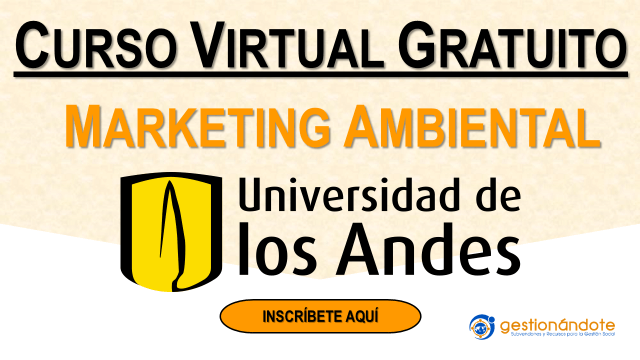 Curso gratuito en español de marketing ambiental