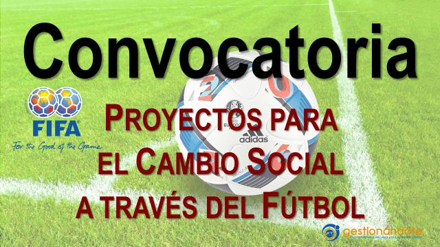 FIFA y FARE financian proyectos que promueven el cambio social