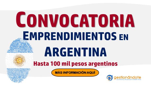 Itaú lanza concurso para emprendedores en Argentina