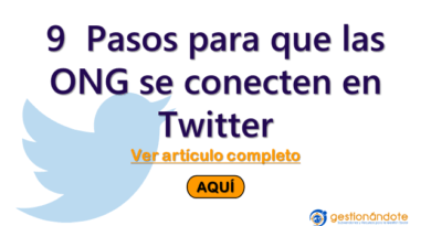 Twitter para el bien: 9 pasos para que las ONG se conecten en Twitter