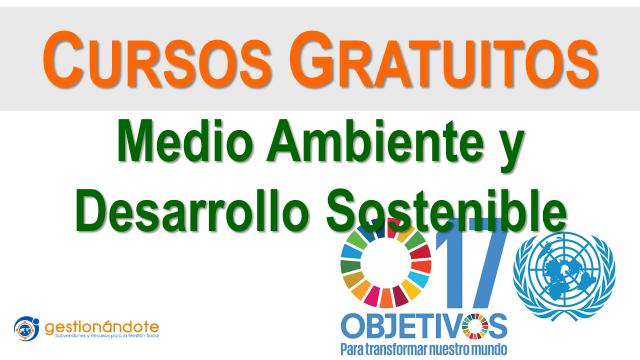 Accede a más de 10 cursos de Naciones Unidas sobre Desarrollo Sostenible