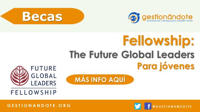 Becas para jóvenes en desarrollo de liderazgo – Future Global Leaders