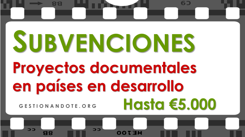 Fondo Bertha IDFA financia proyectos documentales creativos