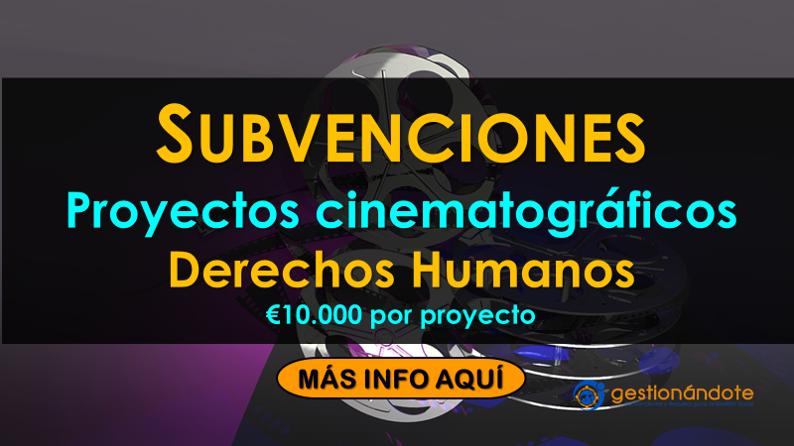 Movies that Matter financia proyectos cinematográficos en derechos humanos