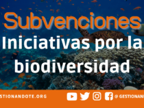 Subvenciones a iniciativas por la biodiversidad