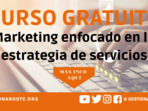 Curso Gratuito en Marketing enfocado en la estrategia de servicios
