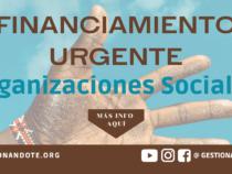 Financiamiento urgente para organizaciones sociales – Lifeline