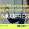 Más de 30 convocatorias, becas y otras oportunidades para mujeres