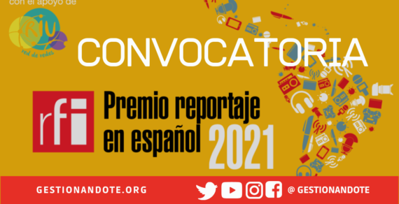 Premio RFI en español para periodistas latinoamericanos
