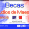 Becas de movilidad para estudios de maestría en Francia