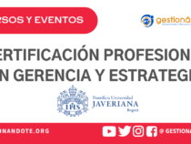 Certificación Profesional en Gerencia Estratégica – Javeriana